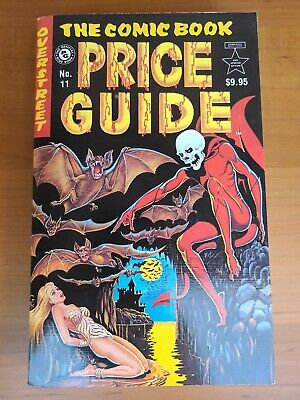 The Comic Book Price Guide Horror #11 Softcover (1981)