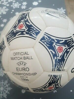 QUESTRA EURO CUP 1986 OFFICIAL MATCH BALL