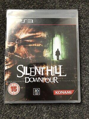 PlayStation 3 Game: Silent Hill Downpour (Superb Factory Sealed) UK PAL PS3 segunda mano  Embacar hacia Spain