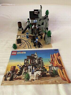 Lego Vintage 6761 Bandit's Secret Hide-Out Used See Notes!