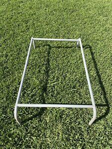 Dog hammock bed frame