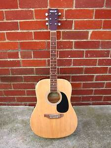 Mercury Acoustic Guitar. Airport West Moonee Valley Preview