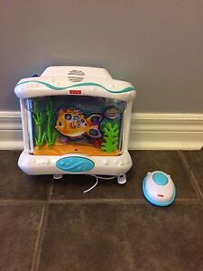 Fisher Price Aquarium  Kitchener / Waterloo Kitchener Area image 1