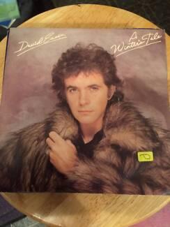 "David Essex - A Winters Take - 7"" Vinyl Single"