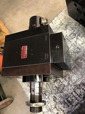 Moog Servo Hydraulic Linear Actuator B35829-004a