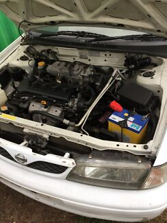 1999 Nissan pulsar plus sedan as is Dalby Dalby Area Preview