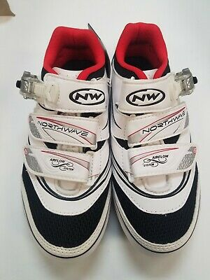 pretty nice 59f9a 254c6 NEW in Box Northwave Verve SBS Womens Cycling Shoes EU 38 US 6.5 Road Shoe