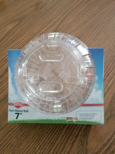 """Super Pet Run-About 7"""" Hamster Exercise Ball"""