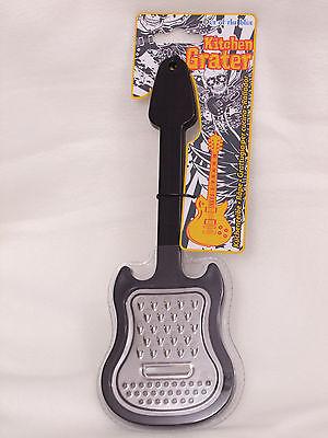 E - Gitarre  Käsereibe - Küchenreibe Hobel - Rock N Roll in der Küche