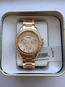 Fossil Watch - ladies, brand new