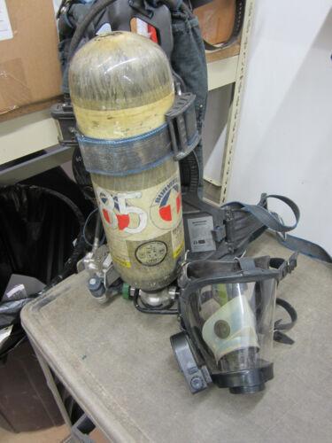 Survivair SCBA Panther 4500 HP Bottle 30 Min, Pass Harness Face Piece Mask