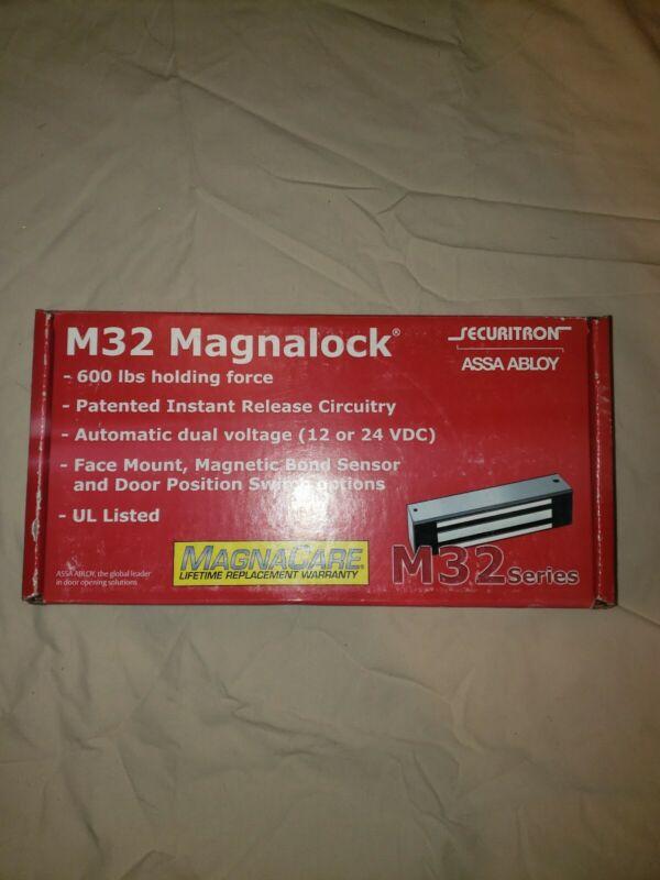 ASSA ABLOY M32 Magnalock 600lbs. Brand New