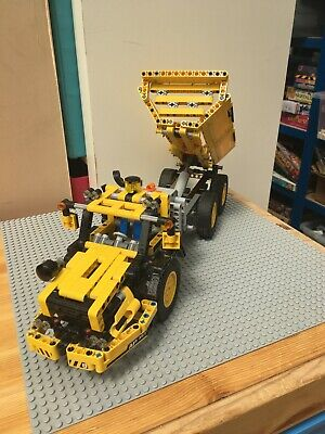 LEGO Technic Hauler 8264 AP 35T (used) Built Working functions No Instructions
