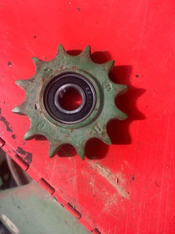 John Deere 24T 14T Baler Idler Sprocket #BP1679E For Feeder Fork Chain tensioner
