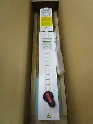 ABB ACH550-VCR-023A-2+F267 Drive 15HP 480V 23A Vert W/Cir Brkr E-Clipse New