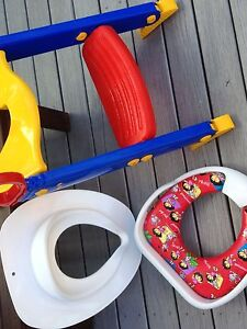 Toilet training seat set Gymea Sutherland Area Preview