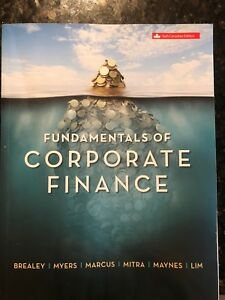 Fundamentals of corporate finance buy or sell books in ottawa fundamentals of corporate finance fandeluxe Images