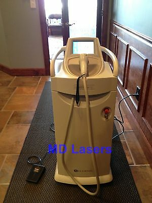 Lumenis Lightsheer Xc 400ms 12x12 Hair Removal Laser