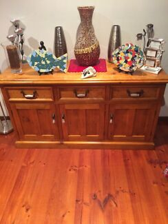 Buffet - Wall unit - Cupboards/Drawers  Rowville Knox Area Preview
