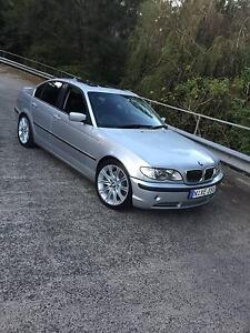 BMW 330i E46 77,000kms Only Alfords Point Sutherland Area Preview