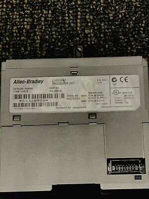 Used Allen-bradley Compactlogix 1768-l43 Processorcontroller