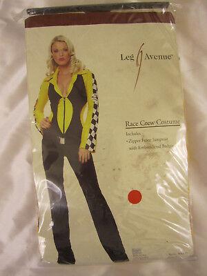 Leg Avenue  83325 Race Crew Costume   several sizes  - Leg Avenue Racer Kostüm