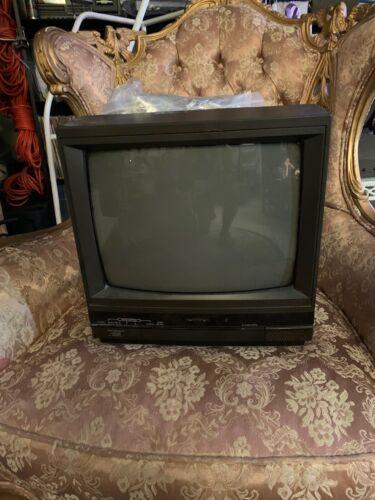 Panasonic Color Video Monitor Model CT 1384Y Wires