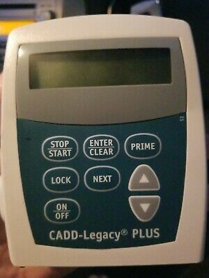 Cadd Legacy Plus 6500 Infusion Pump - Software Version F
