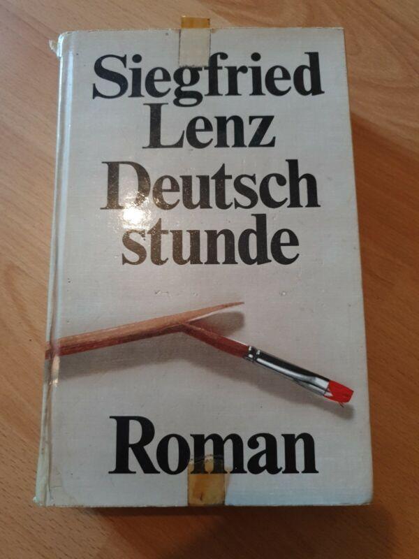 Roman Siegfried Lenz - Deutschstunde von Siegfried Lenz. Deutscher Bücherbund