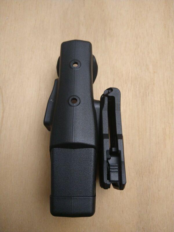 BLACKHAWK! Police Duty Right Hand Holster for the Taser X26P - Kydex, Black