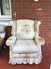 Floral Armchair Highgate Perth City Preview
