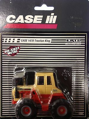 1/64 ERTL CASE 1470 TRACTION KING