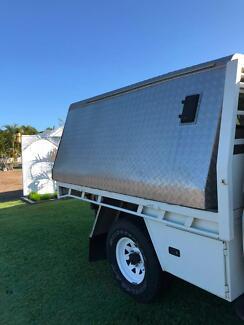 Aluminium Ute Canopy Balgal Beach Townsville Surrounds Preview