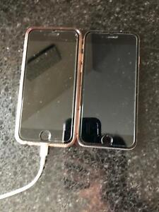Two Space Grey IPhone 6 Plus