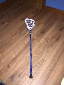 Under armour lacrosse stick barely used