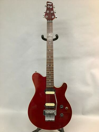 Vintage VH51 Wolfgang 2000s Flame maple dark red