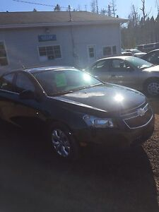 2013 Chevy cruze limited no rust low kms