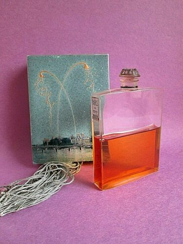 Coty Paris 1926 VERY RARE Pure Perfume Numbered with Box
