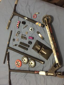 Scooter and scooter parts bundle only