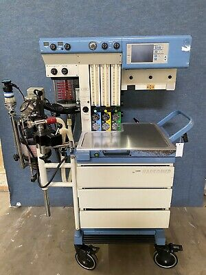 Drager Narkomed Gs Anesthesia Systemtested