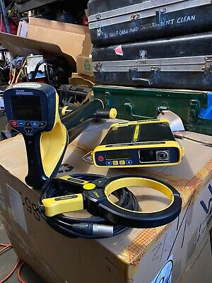 Metrotech Vivax Vloc-9800 Pipe And Cable Locator Transmitter Vx205-2
