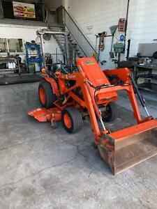 Kubota B7 100HST Utility Tractor #504673 Bentley Park Cairns City Preview