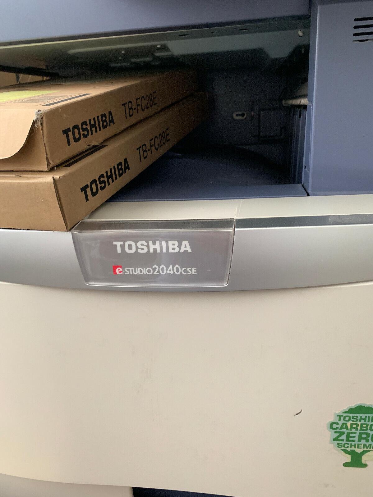 photocopieur toshiba
