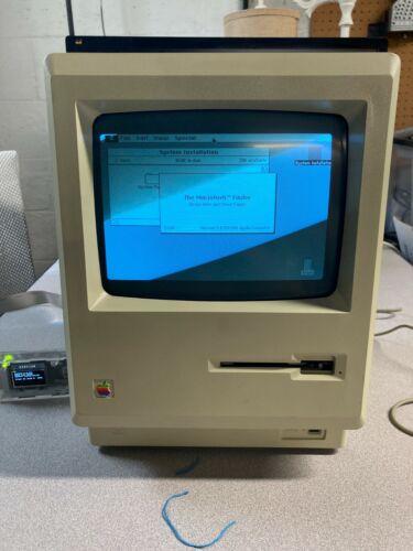 Vintage Apple Macintosh 512K