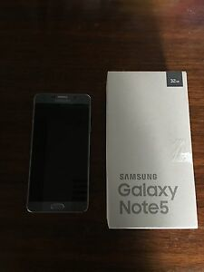 Samsung Galaxy Note 5 32GB Telus Peterborough Peterborough Area image 1