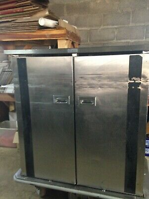 Large Food Tray Cart Stainless Restaurant Tray Cart