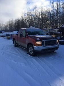 1999 Ford F-350 lariat 7.3 powerstroke