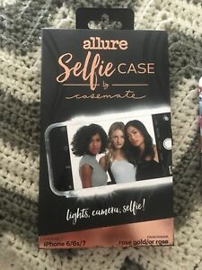 Selfie case iPhone 6-7