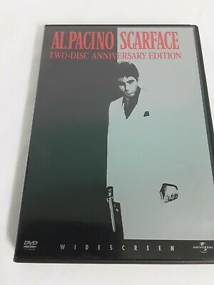 Scarface (DVD 1983) Widescreen + Al Pacino