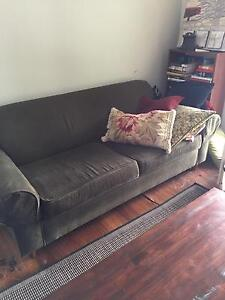 2 seater and 3 seater lounges Queens Park Eastern Suburbs Preview